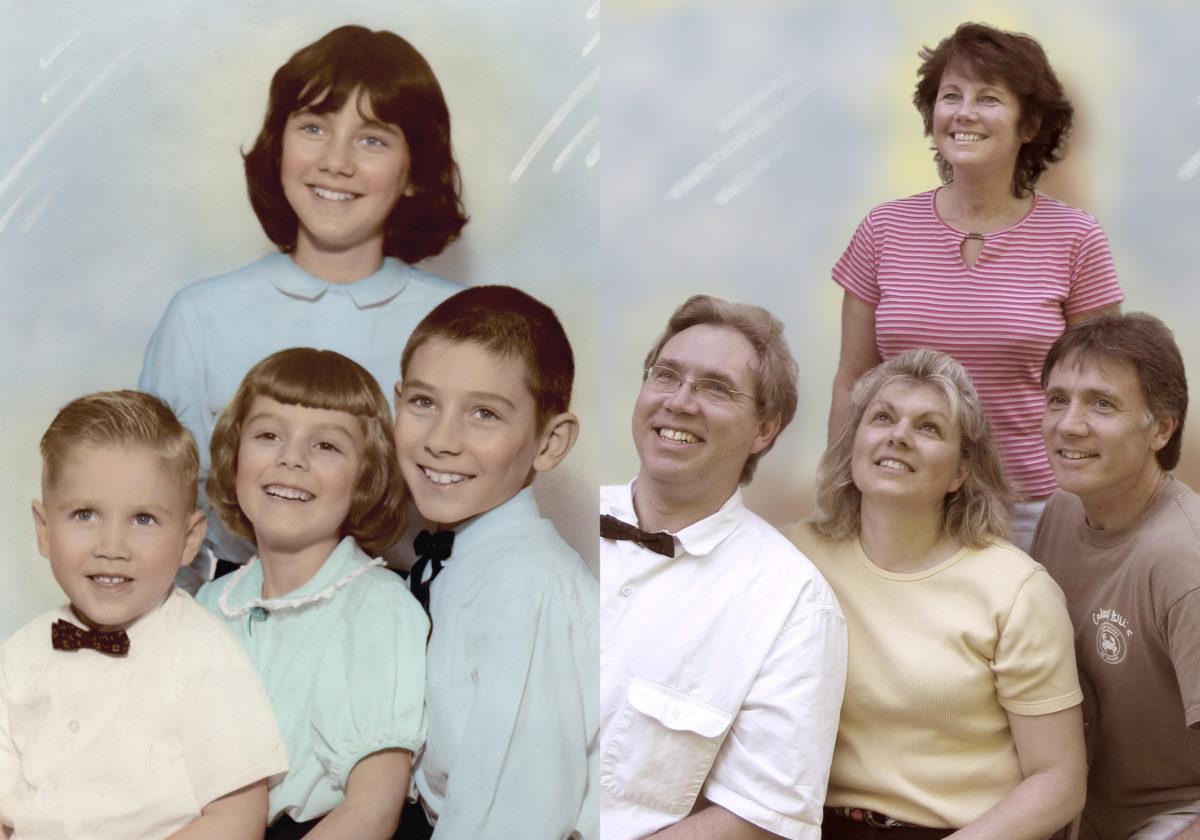 The Tedeschi Siblings: Paul, Lisa, Beth, Joe
